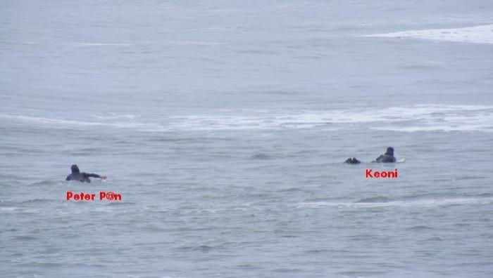 Surf report La Torche - France (29) 2009-03-12 12:00:00