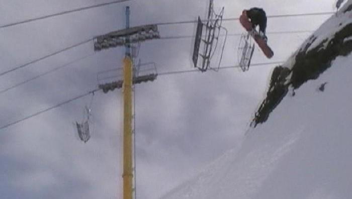 Snow report Luz Ardiden - France (65) 2009-04-13 09:00:00