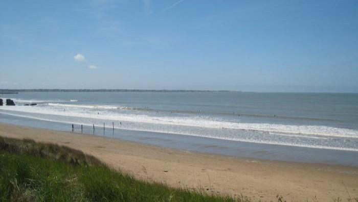 Surf report Gohaud - France (44) 2009-05-02 13:00:00