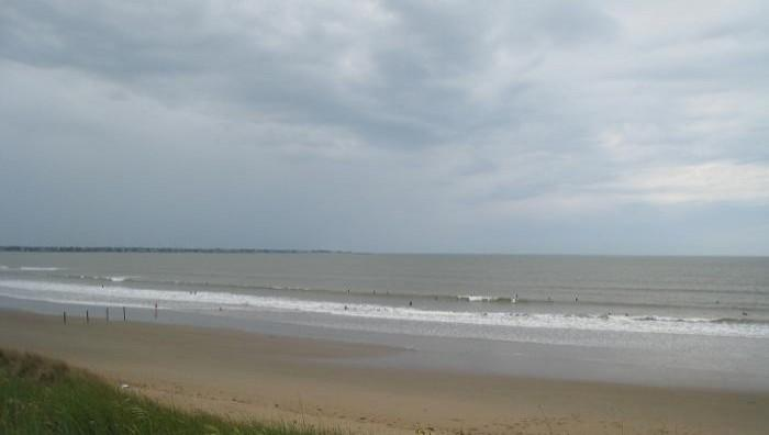 Surf report Gohaud - France (44) 2009-05-09 15:00:00