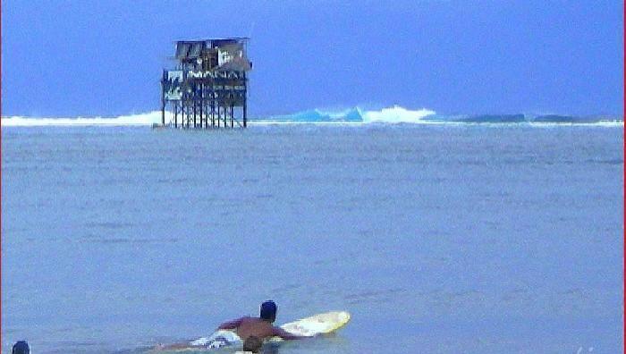 Surf report Teahupoo - Polynésie française (PF) 2009-05-10 09:00:00