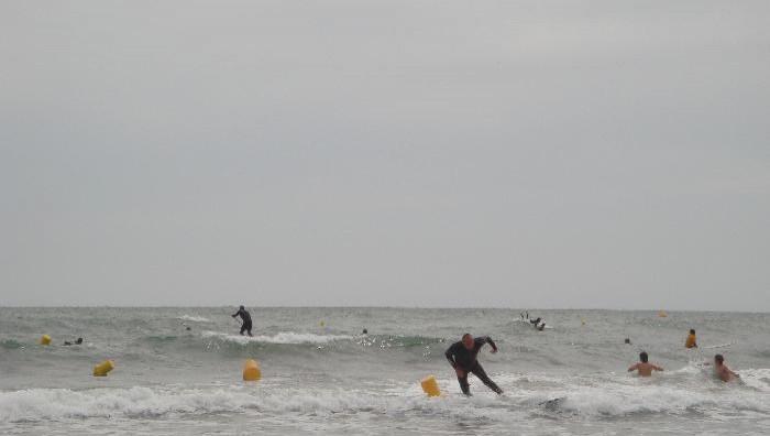 Surf report Palavas-les-Flots - Rive Droite - France (34) 2009-05-17 15:00:00