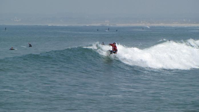 Surf report La Torche - France (29) 2009-05-24 15:00:00
