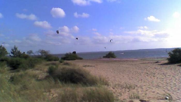 Wind report Hourtin port - France (33) 2009-05-26 18:00:00
