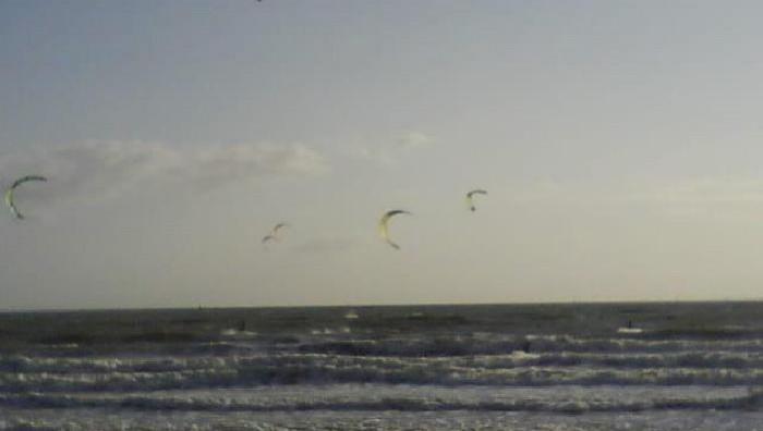 Surf report Le Havre - Les Régates - France (76) 2009-05-26 16:00:00