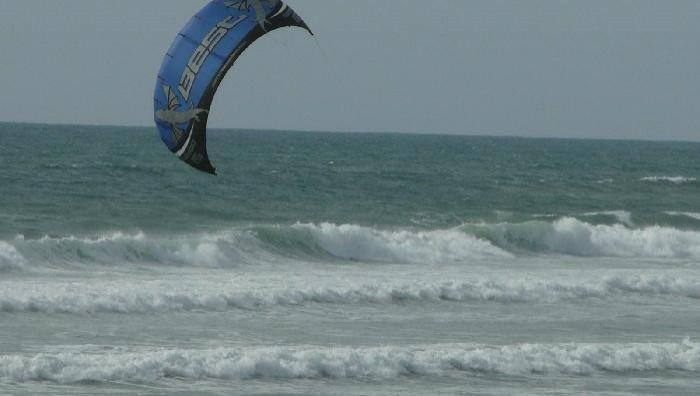 Wind report Lacanau Océan - La Sud - France (33) 2009-05-27 18:00:00