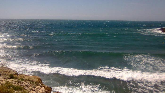 Surf report La Couronne - France (13) 2009-05-30 09:00:00