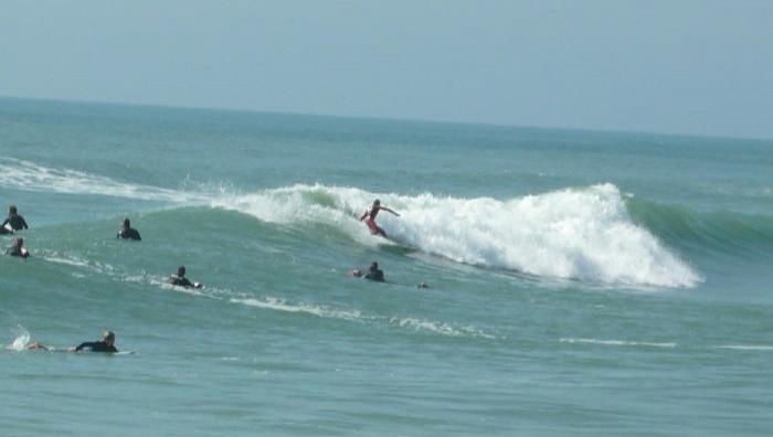 Surf report La Torche - France (29) 2009-05-27 17:00:00