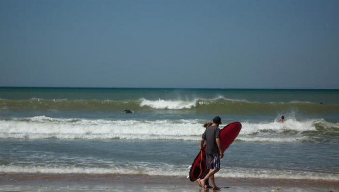 Surf report Grand Village - France (17) 2009-05-31 10:00:00