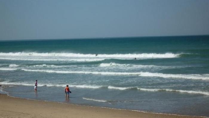 Surf report Grand Village - France (17) 2009-06-01 09:00:00