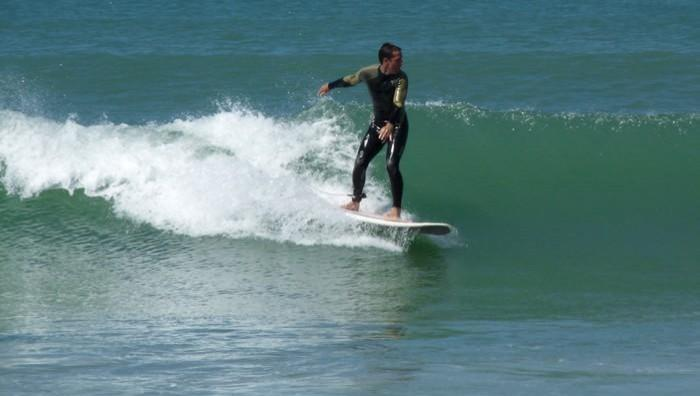 Surf report Plage des Dunes - France (85) 2009-05-31 13:00:00