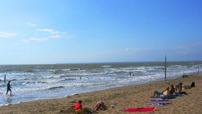 Surf report Gohaud - France (44) 2009-07-08 14:00:00