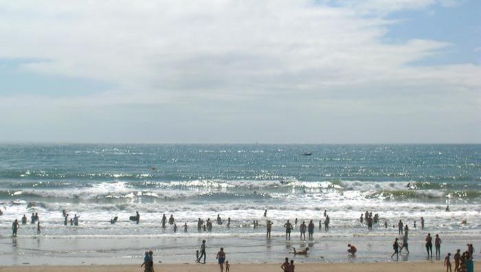 Surf report La Sauzaie - France (85) 2009-07-12 16:00:00