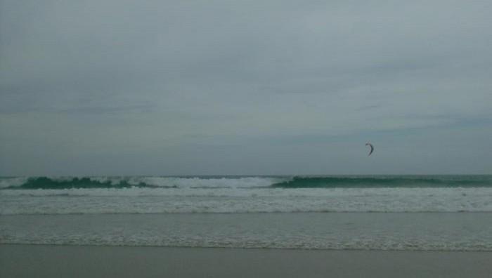 Surf report Siouville - Plage de la Hague - France (50) 2009-07-22 14:00:00