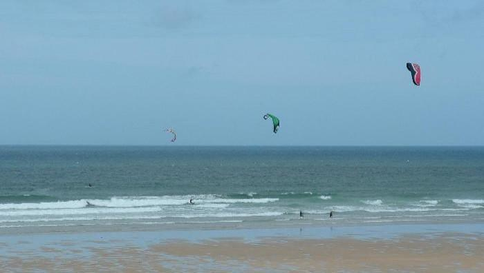 Wind report Siouville - Plage Nord - France (50) 2009-07-22 09:00:00