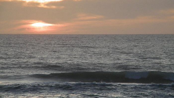Surf report Vieux Boucau - France (40) 2009-07-29 19:00:00