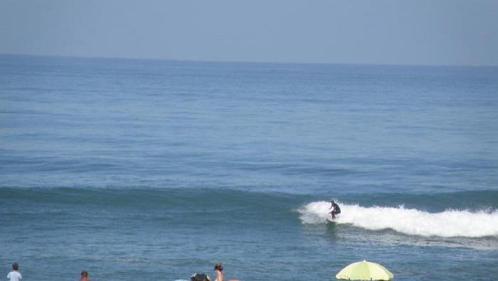 Surf report Vieux Boucau - France (40) 2009-07-31 10:00:00