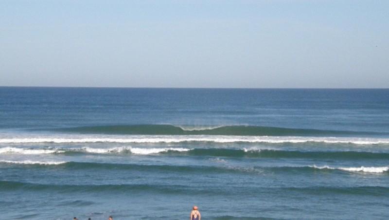 Surf report Vieux Boucau - France (40) 2009-08-04 10:00:00
