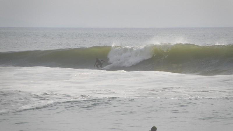 Surf report Vieux Boucau - France (40) 2009-08-04 19:00:00