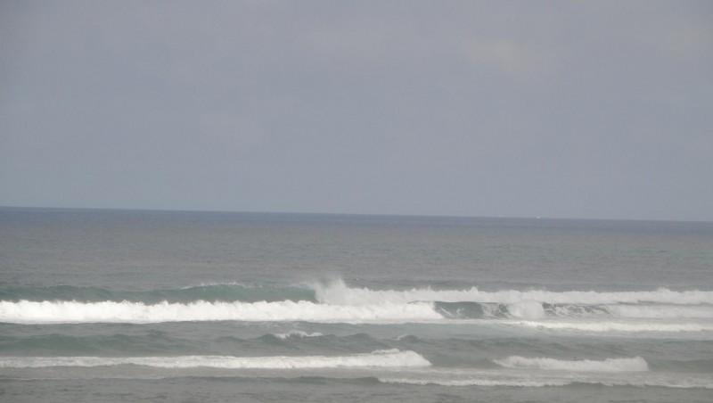 Surf report Vieux Boucau - France (40) 2009-08-05 10:00:00
