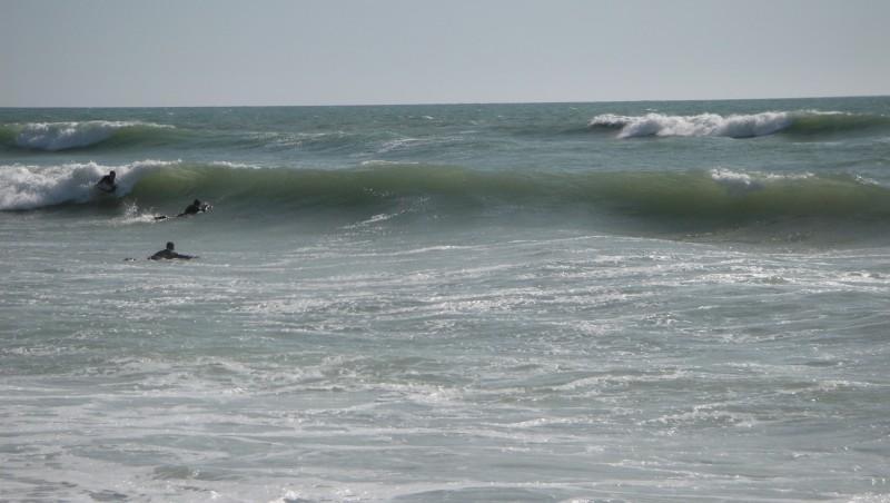 Surf report La Gachère - France (85) 2009-08-04 16:00:00
