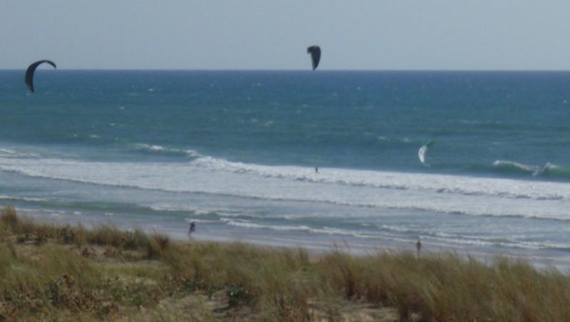Wind report Le Porge - France (33) 2009-07-28 18:00:00
