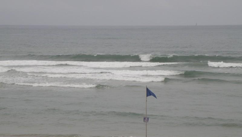 Surf report Vieux Boucau - France (40) 2009-08-08 11:00:00