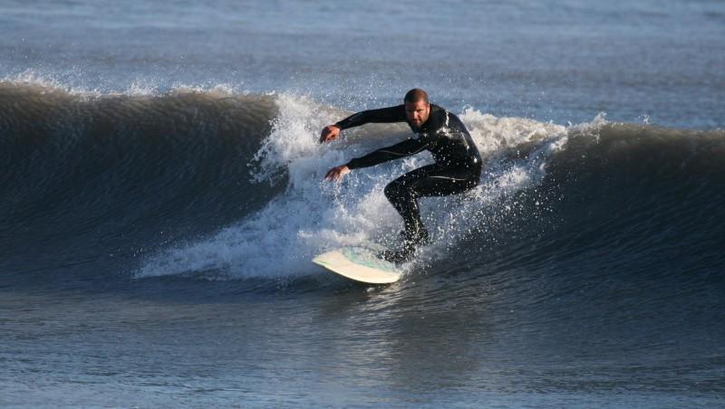Surf report Saint-Laurent-du-Var - Cap 3000 - France (06) 2009-04-28 17:00:00