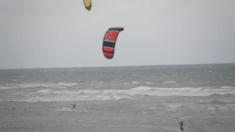 Surf report Vieux Boucau - France (40) 2009-08-09 12:00:00