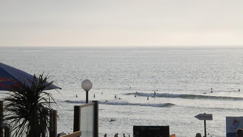 Surf report Vieux Boucau - France (40) 2009-08-15 18:00:00