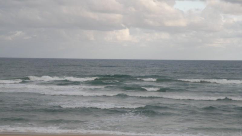 Surf report Vieux Boucau - France (40) 2009-08-17 19:00:00