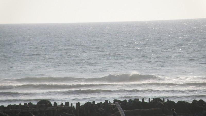 Surf report Vieux Boucau - France (40) 2009-08-18 19:00:00