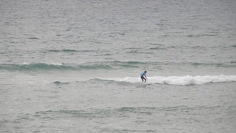 Surf report Vieux Boucau - France (40) 2009-08-19 20:00:00