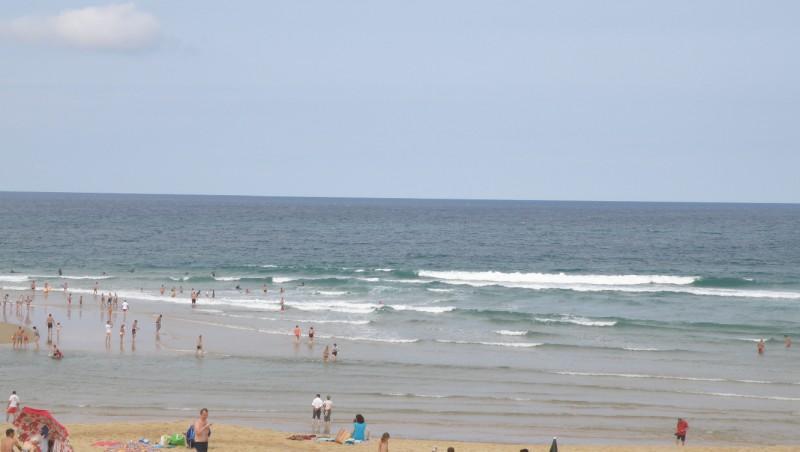 Surf report Vieux Boucau - France (40) 2009-08-20 12:00:00