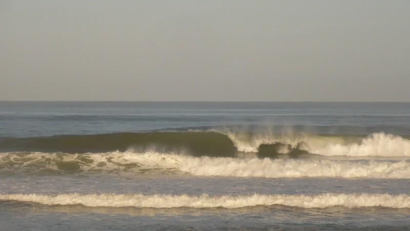 Surf report Lacanau Océan - La Nord - France (33) 2009-08-22 09:00:00