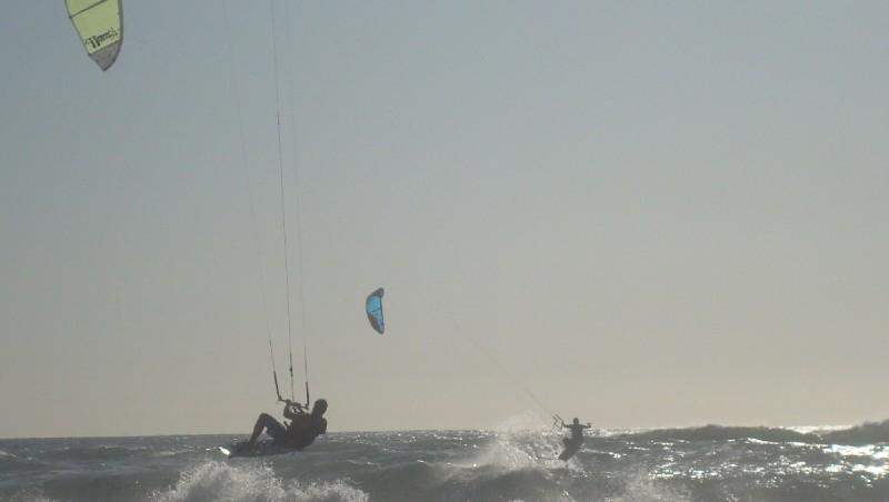 Wind report Biscarrosse Plage - France (40) 2009-08-22 18:00:00