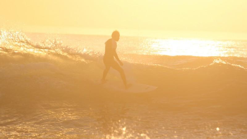 Surf report Le Porge - France (33) 2009-08-23 17:00:00