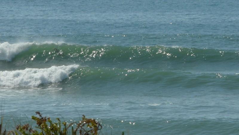 Surf report Mimizan - Plage Garluche - France (40) 2009-08-23 20:00:00
