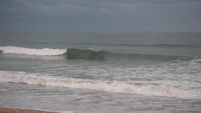 Surf report Plage des Dunes - France (85) 2009-08-25 08:00:00