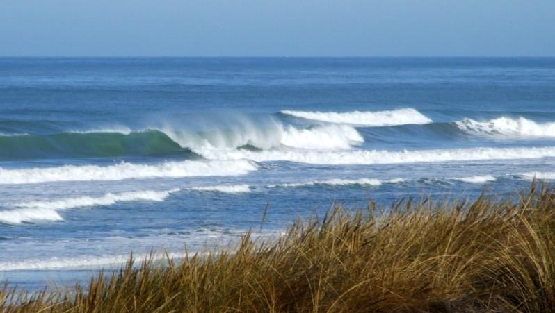 Surf report Montalivet - France (33) 2009-08-23 09:00:00