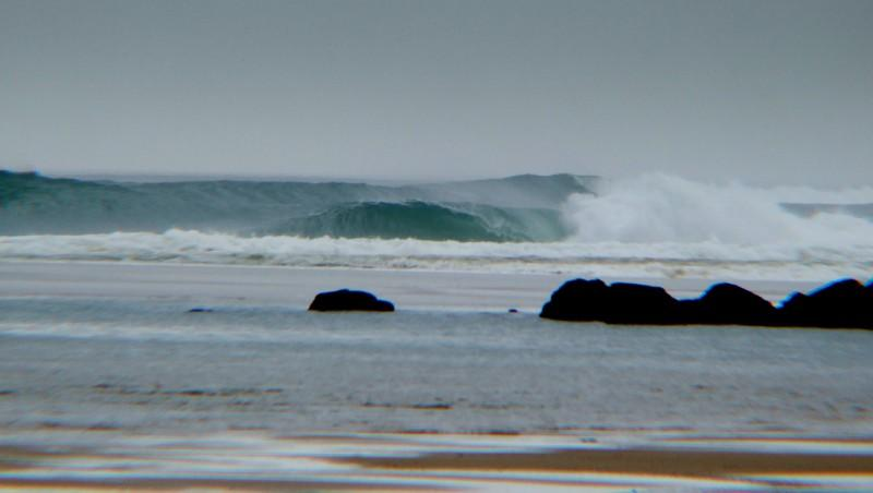 Surf report Lacanau Océan - La Nord - France (33) 2009-05-10 12:00:00