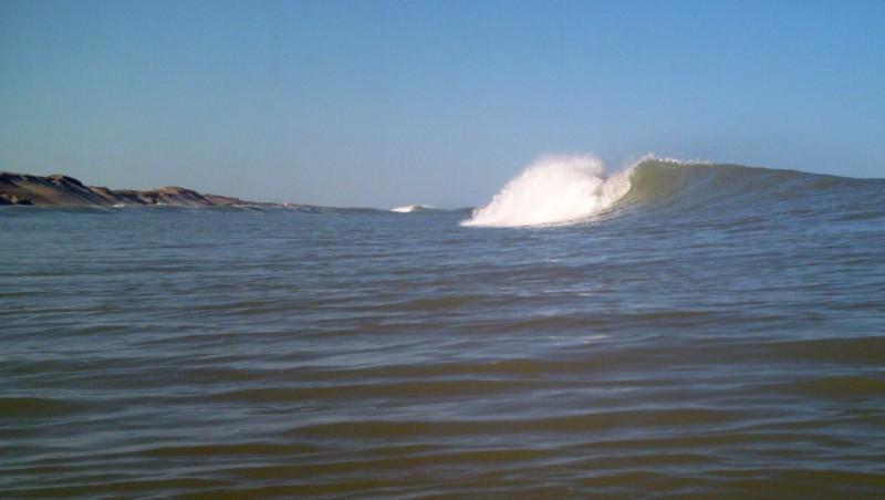 Surf report Montalivet - France (33) 2009-07-26 09:00:00