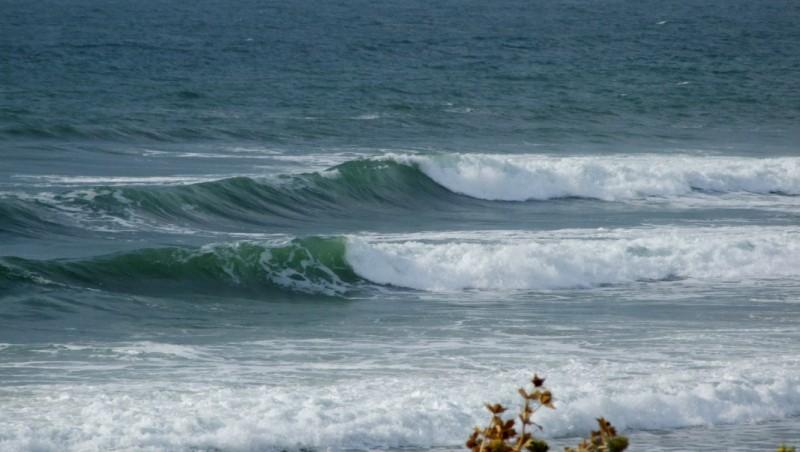 Surf report Soulac sur Mer - France (33) 2009-08-06 09:00:00