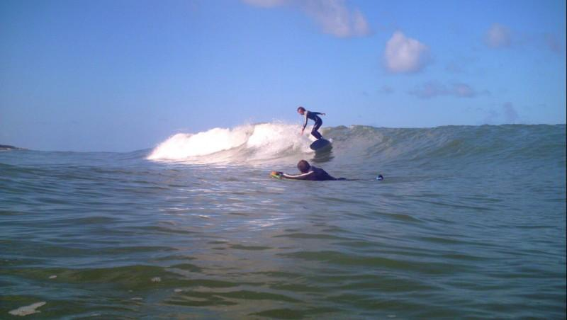 Surf report Montalivet - France (33) 2009-07-25 09:00:00