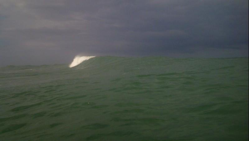 Surf report Soulac sur Mer - France (33) 2009-08-27 11:00:00