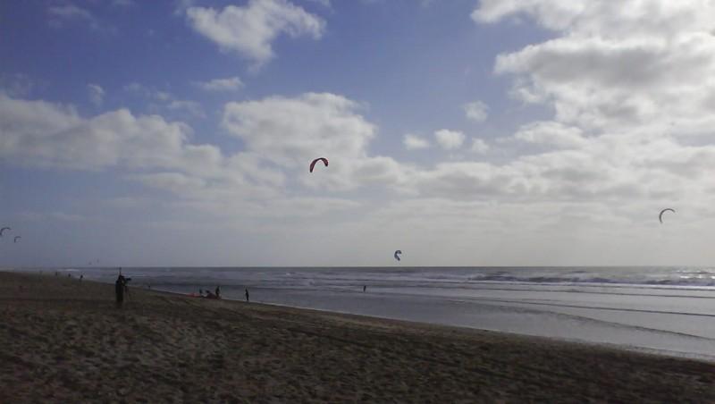 Wind report Lacanau Océan - La Sud - France (33) 2009-08-28 18:00:00