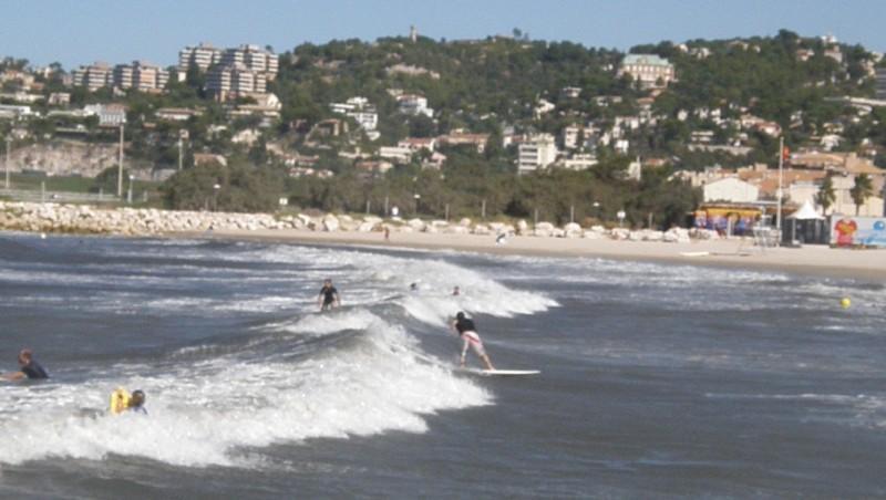 Surf report Le Prado - France (13) 2009-08-29 11:00:00