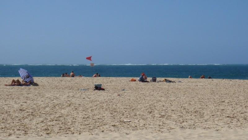 Wind report La Lagune - France (33) 2009-08-29 16:00:00