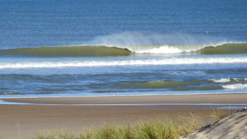Surf report Montalivet - France (33) 2009-08-31 09:00:00