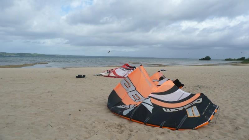 Wind report Navarrosse - France (40) 2009-09-03 11:00:00